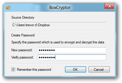 password boxcryptor