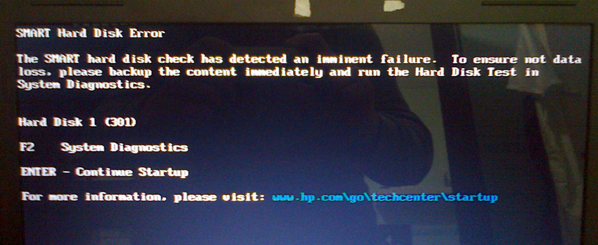 không thể nhìn thấy ổ cứng trong lỗi bios