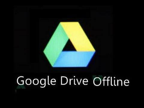 Sử dụng Google Drive offline trên máy tính Android Iphone và Ipad