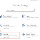 Làm thế nào để Thiết lập lại Game Mode để mặc định trong Windows 10 Ảnh 1