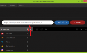 Tải nhạc MP3 từ YouTube