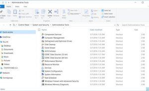 Tang toc Windows 10