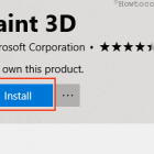 0x803F8001 Paint 3D is Currently Not Available Error trong Windows 10 hình 5