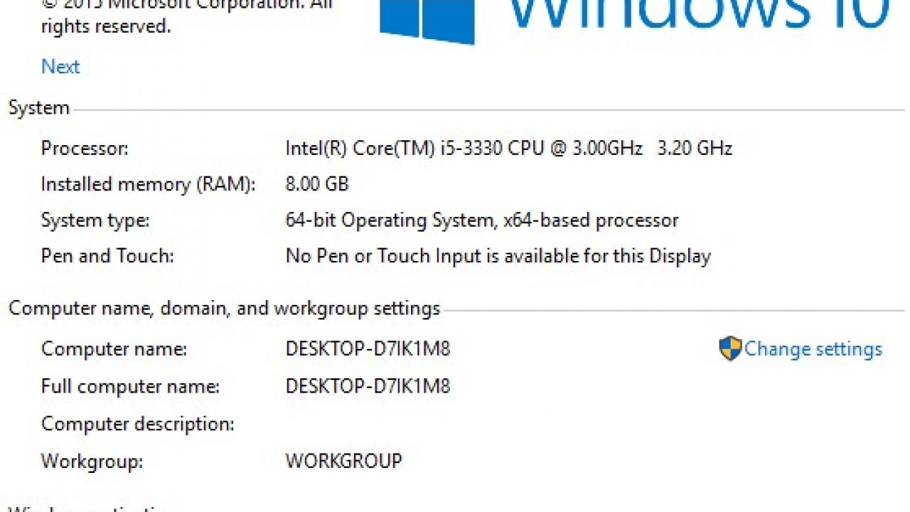 Windows 10 Product Key miễn phí cho Windows 10 Home, Education ,Pro