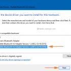 Làm thế nào để cài đặt driver thiết bị cho người dùng một cách thủ công