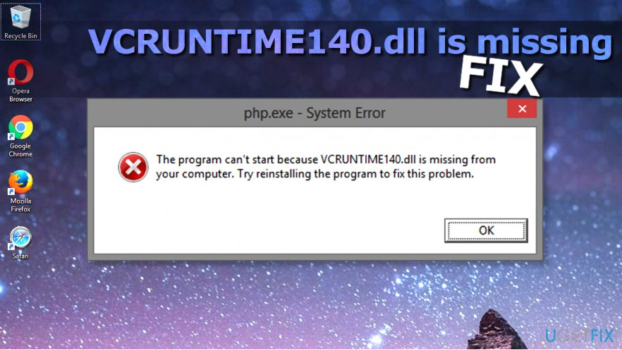 vcruntime140.dll windows 7