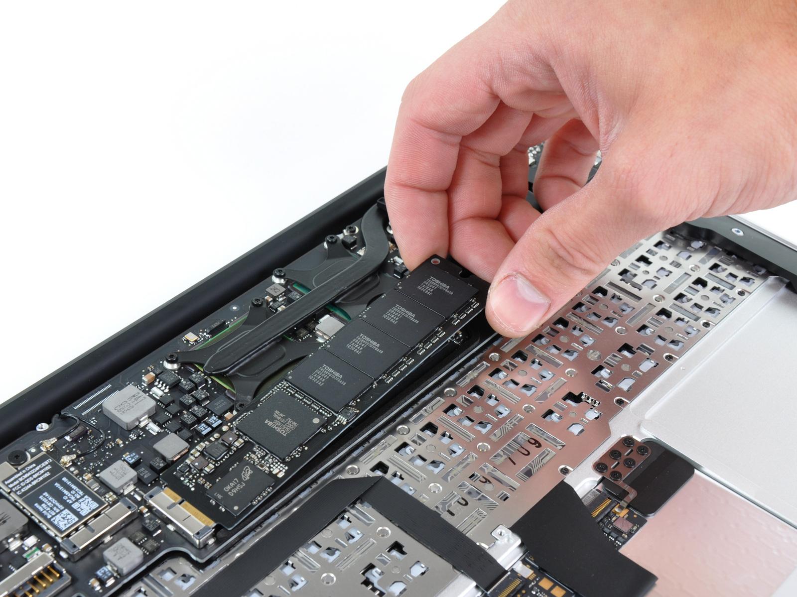Thêm RAM máy tính MAC