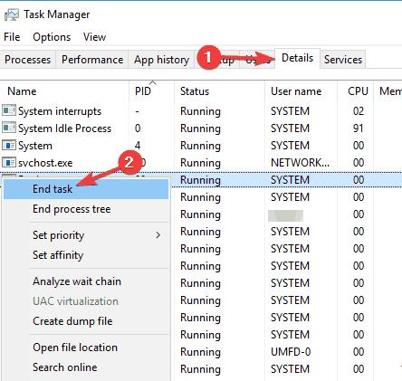 Paste trong Windows 10