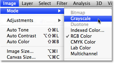 Photoshop Grayscale