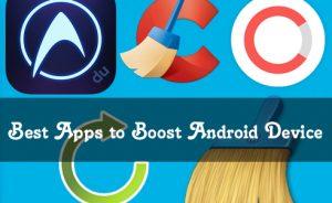 Ứng dụng Cache Cleaner để tăng tốc độ Android