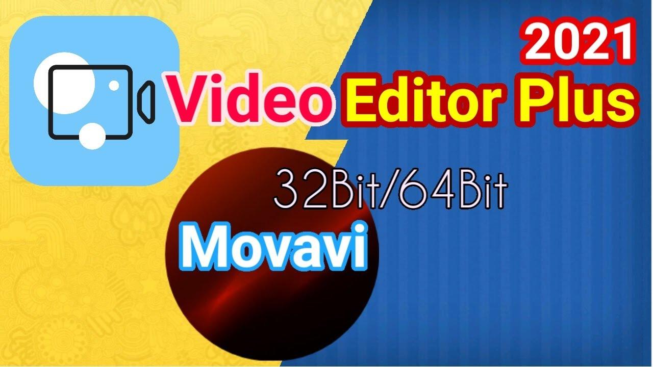 Movavi Video Editor Plus 2021 Full co rac