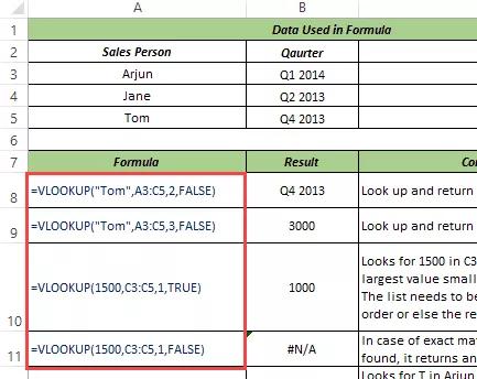 Hiển thị công thức trong Excel