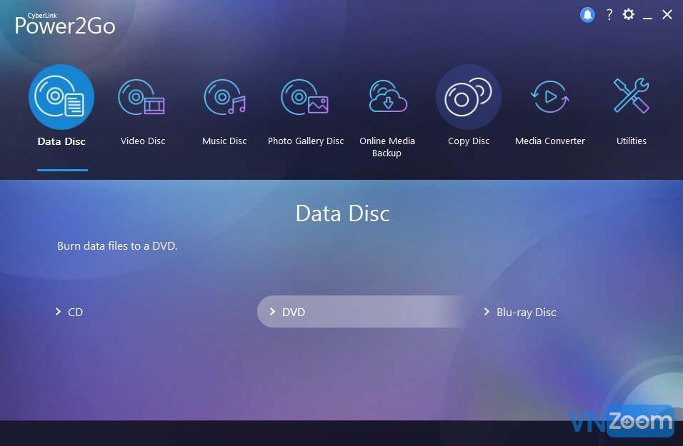 Phần mềm ghi đĩa DVD chuyên nghiệp