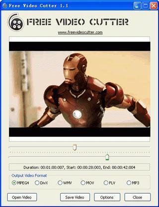 Máy cắt video miễn phí