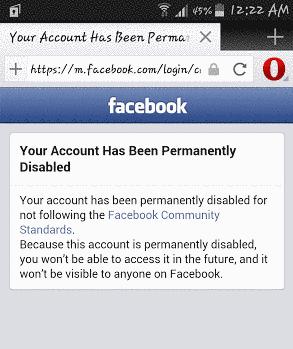 Tài khoản vĩnh viễn-disabled-facebook