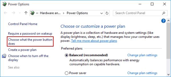 Sửa lỗi không tắt được Windows 10 trên máy tính