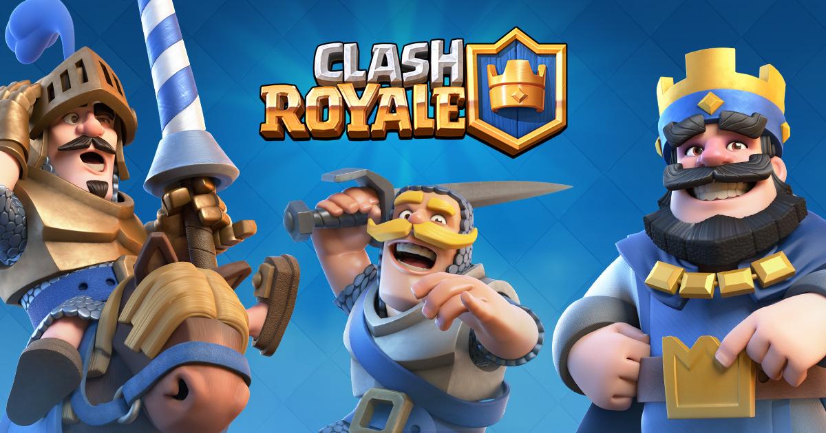 Kết quả hình ảnh cho Clash Royale