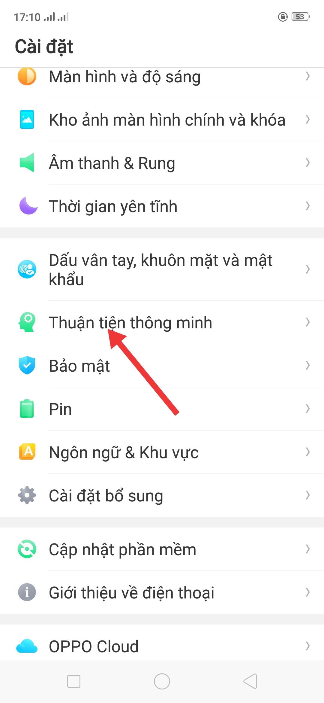 Sửa lỗi tự động sáng màn hình điện thoại