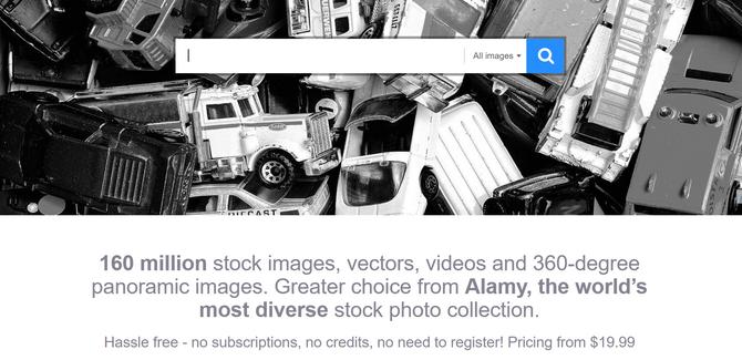 14 Trang Web giúp bạn bán ảnh trực tuyến kiếm tiền trên mạng