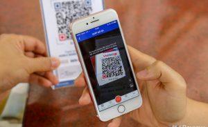 Cách sử dụng BIDV Smartbanking thanh toán tiền bằng QR Pay