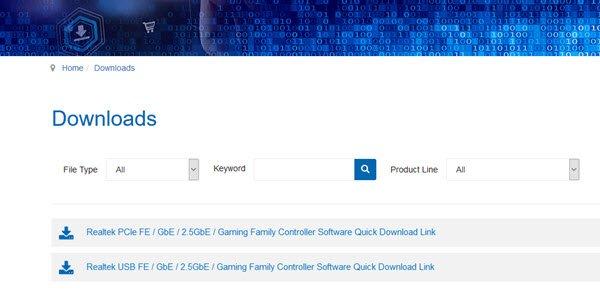 Realtek HD Audio Manager