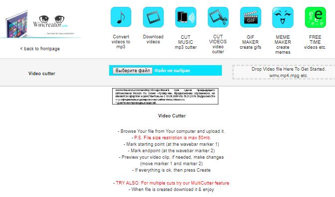 ghép video online trên máy tính