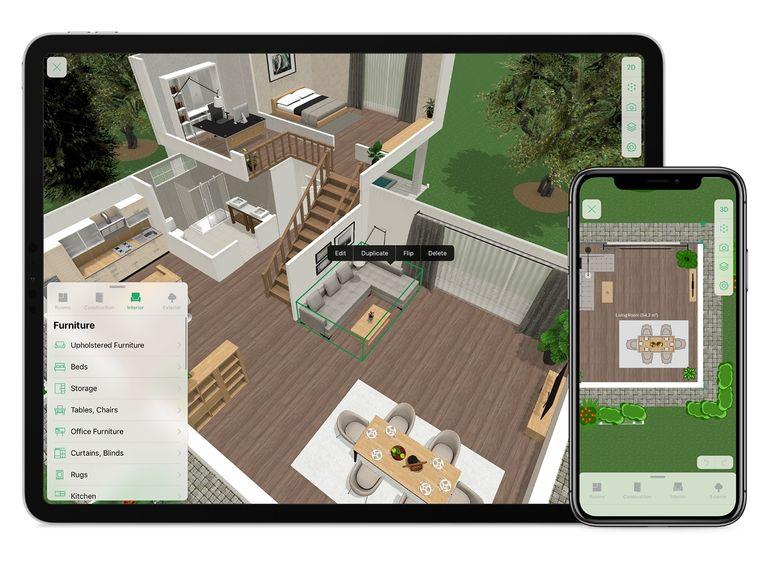 Phần mềm thiết kế nội thất 5D tốt nhất